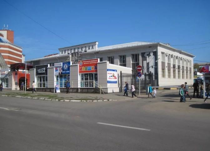 Ижевск атовокзал